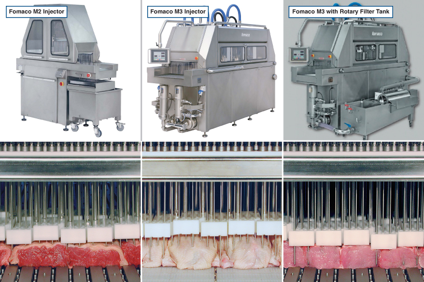 Fomacoinjectors Meat